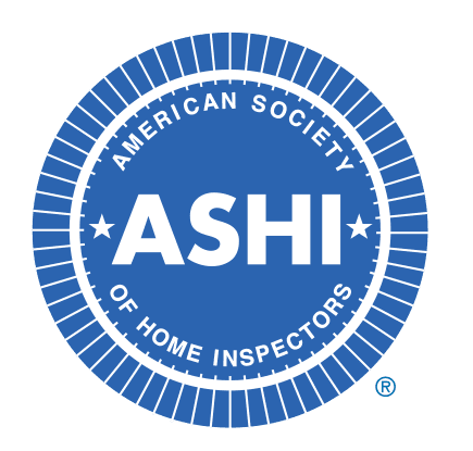 American Society of Home Inspectors certification badge